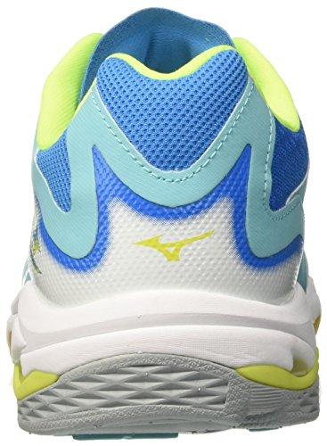 Mizuno Wave Lightning Z3 W, Zapatos de Voleibol para Mujer Multicolor (Blueradiance/white/divablue)
