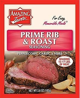 Amazon com : Amazing Taste Beef Seasoning Bundle (10 Packets-  75 oz