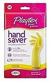 Playtex Hand Saver Premium Latex Rubber Gloves, Medium (Pack of 6)