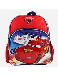 Disney Pixar Cars 10 School Small Backpack Bag