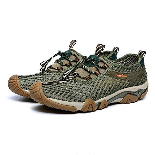 Z&HX sportsScarpe da trekking all'aperto scarpe sportive monouso traspiranti e resistenti all'usura antisdrucciolo , 43