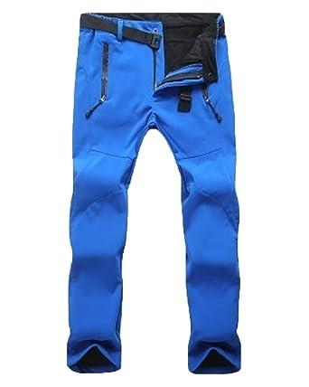 Unisex Pantalones De Esqui Snowboard Trekking Hombre ...