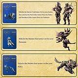 3Pcs Monster Hunter Rise NFC Cards, DALUHE NFC