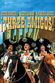 Three Amigos! af John Landis