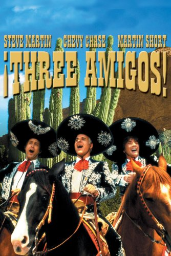 DVD : Three Amigos!