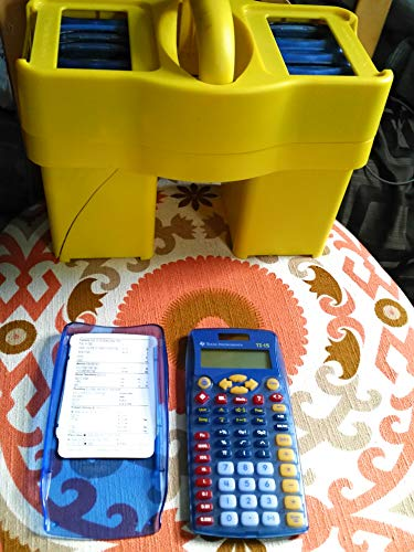 TI 15 Explorer Calculator Teacher Kit 10 Count ()