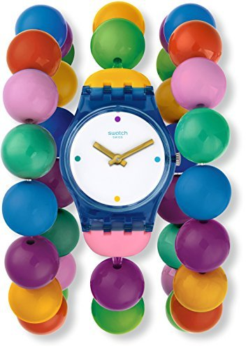 [Swatch] SWATCH watch LADY (Lady) CITY PEARLS S size LN154B Ladies [regular imported - S Swatch