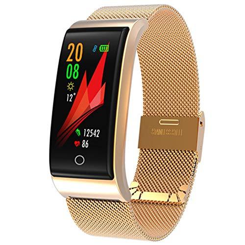 TOOGOO F4 Smart Band Wristband Blood Pressure Heart Rate Mon