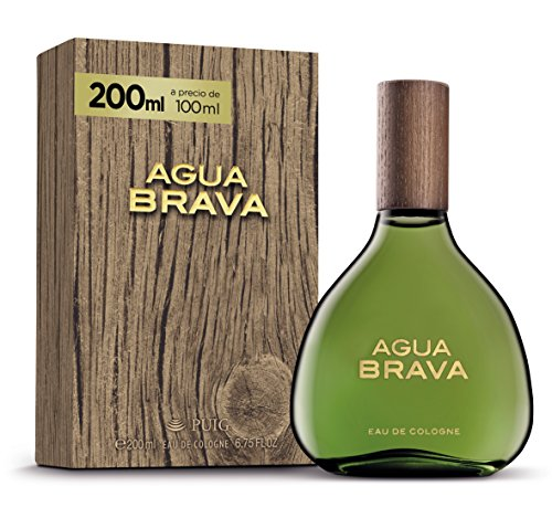 Agua Brava by Antonio Puig 6.7 oz Edc Spray for - Spray Agua Brava