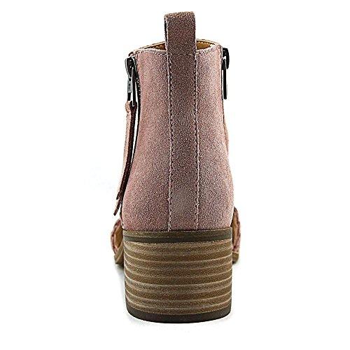 Lucky Open Toe Suede Caviglia Brand Casual Sandali Alla Cinturino Nichele Womens Con FBwqS7xFcr