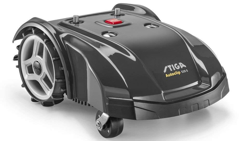 Robot cortacésped Stiga Autoclip 528 S - 7, 5 Ah: Amazon.es ...