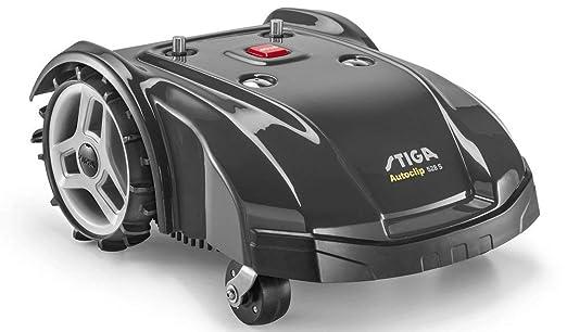 Robot cortacésped Stiga Autoclip 528 S - 7, 5 Ah: Amazon.es: Jardín