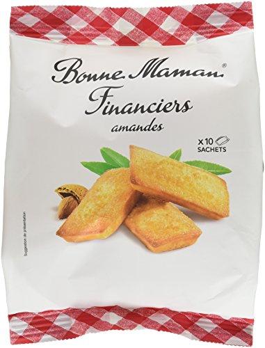 Bonne Maman granny financial biscuits almonds 250 g – lot 4