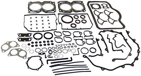Engine Full Gasket Set Bearings Rings Fits 97-99 Subaru Legacy 2.5L DOHC 16v