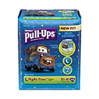 Huggies Pull-Ups Nighttime Training Pants - Boys - 3T-4T - 44 ct