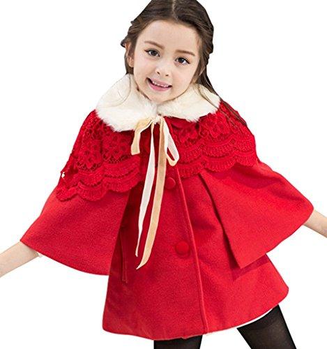 Drasawee 26cm/25,4cm Femme mignon Dessin animé à ongles plate-forme cales Cheville Coton Ultra doux en velours Chaussons Bottes Rose rouge