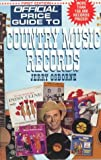 Official Price Guide to Country Music Records, 1st Edition