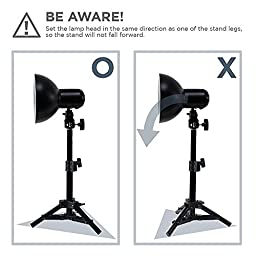 LimoStudio Table Top Photography Studio Lighting Square Tent Kit - 20\
