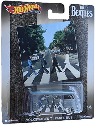 [해외]Hot Wheels The Beatles Series VW T1 Panel Bus 55 Gray / Hot Wheels The Beatles Series VW T1 Panel Bus 55, Gray