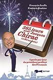 365 Jours avec Jacques Chirac (et Bernadette)