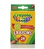 Crayola Crayons,24 Count ( Case of 48 )