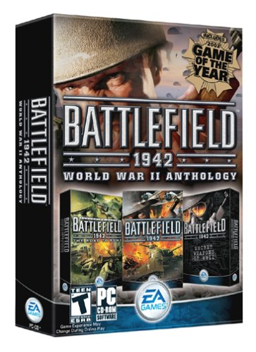 Battlefield 1942: World War II Anthology - PC (Call Of Duty 2 Pc Windows 10)