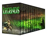 img - for Legends (SF/Fantasy Box Set Vol.1): 13 Complete Novels & Novellas from your Favorite SF/Fantasy Authors book / textbook / text book