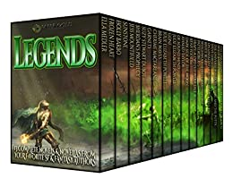 Legends (SF/Fantasy Box Set Vol.1): 13 Complete Novels & Novellas from your Favorite SF/Fantasy Authors by [Blake, Bruce, LeBel, Steve, MacFarlane, Cherime, Taylor, Ahmad, Barbo, Holly, Folsom, Rene, Powell, Julie Elizabeth, Roberts, Patti, Medler, Ella, Stewart Dubot, Suzy, Mountifield, Jess]