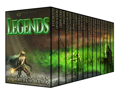 Legends (SF/Fantasy Box Set Vol.1): 13 Complete Novels & Novellas from your Favorite SF/Fantasy (Cent Book)