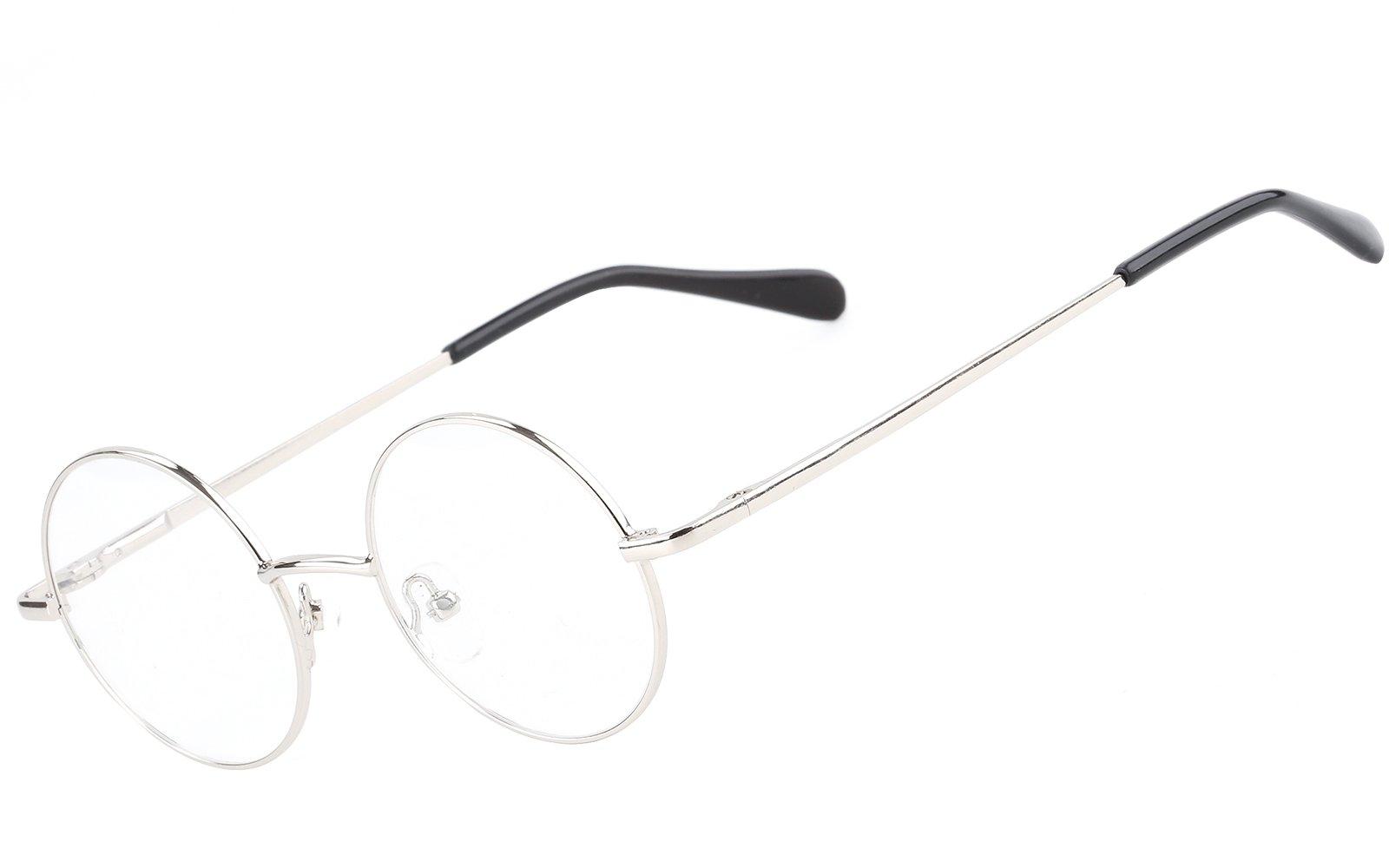Mens Round Glasses: Amazon.com