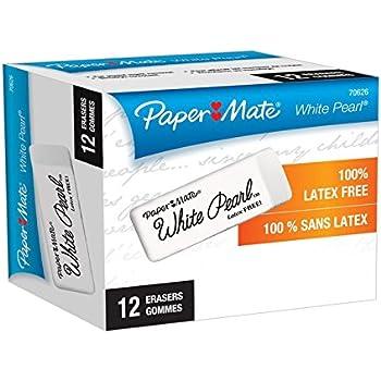 Amazon Com Pentel Hi Polymer Block Eraser Large 3 Pack