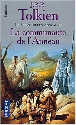 volume grand vente chaude en ligne nouvelle sélection Amazon.fr - Le Seigneur des Anneaux, tome 1 : La Communauté ...