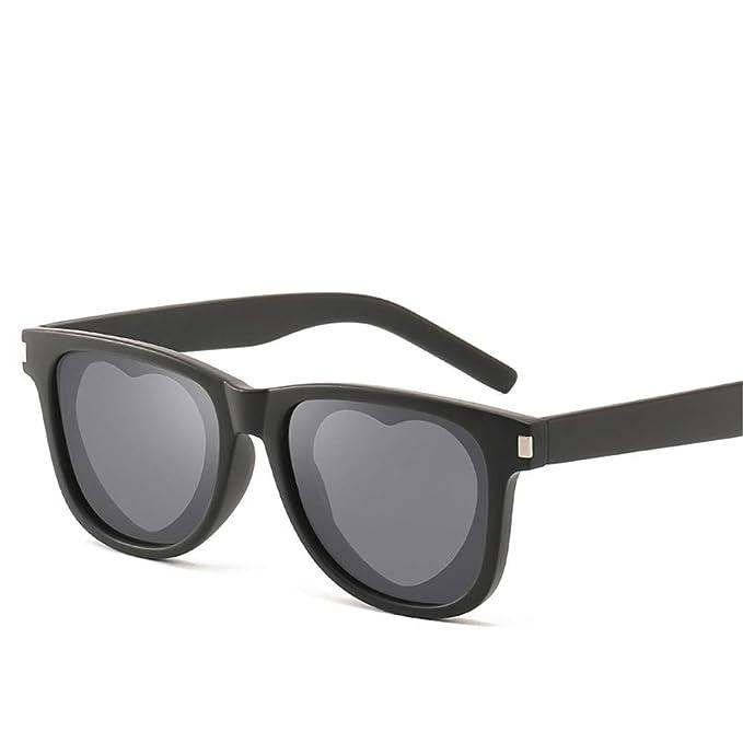 DURIAN MANGO Gafas de Sol Unisex con Montura Cuadrada y ...
