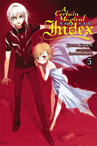 Download A Certain Magical Index, Vol. 5 - light novel pdf