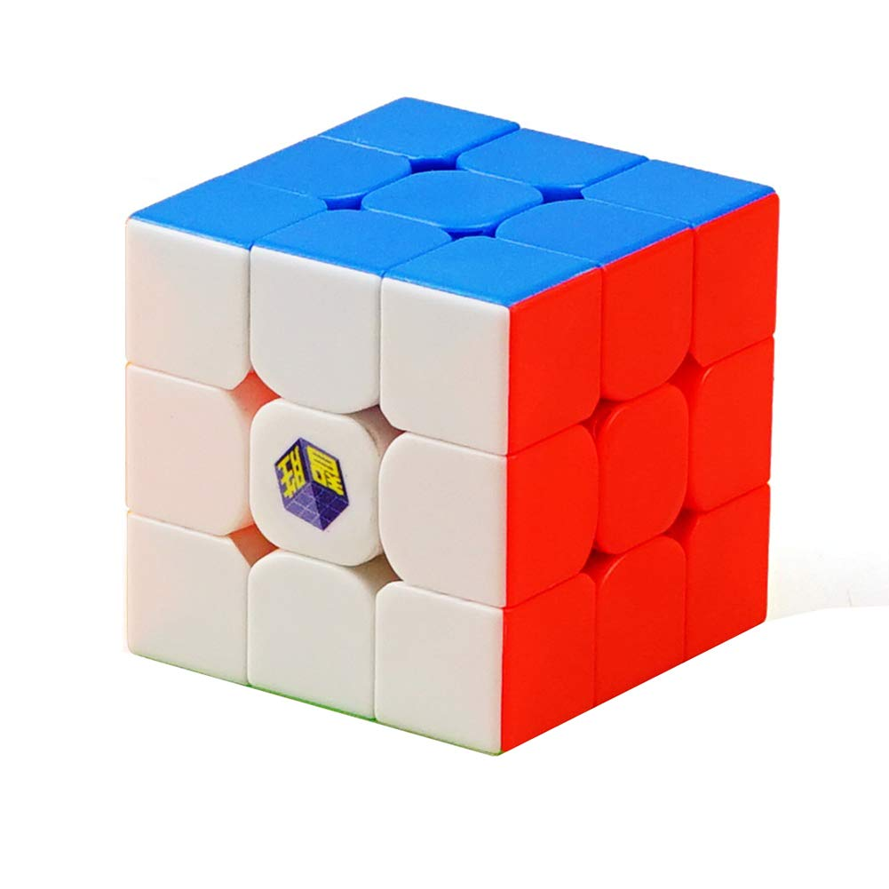 JIAAE 3X3 Professional Competition Rubik's Cube Children Puzzle Colorful Rubik