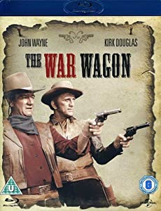 Cover Image for 'War Wagon'