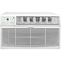 Emerson Quiet Kool 10K BTU 115V Through-the-Wall Air Conditioner with Remote Control (White)