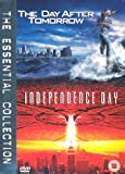 The Day After Tomorrow / Independence Day [DVD]