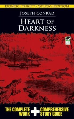 Heart of Darkness Thrift Study Edition (Dover Thrift Study Edition)