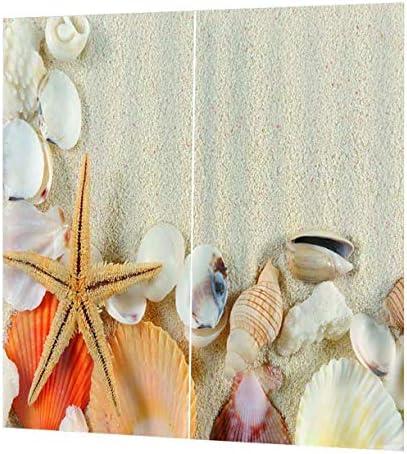 QinKingstore 薄手の遮光カーテン両面防水仕上げカーテン新しいカーテンポリエステル繊維素材