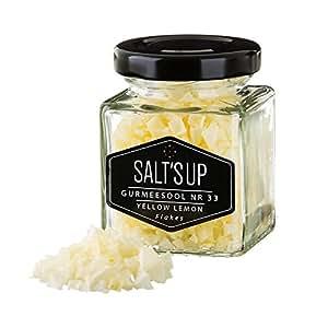 Salt'sUp YELLOW salt Flakes