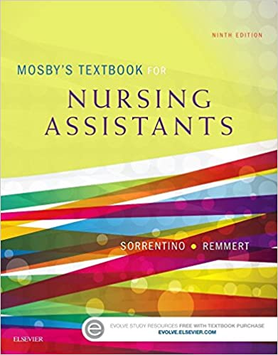 Mosbys textbook for nursing assistants hard cover version 9e mosbys textbook for nursing assistants hard cover version 9e 9th edition fandeluxe Image collections