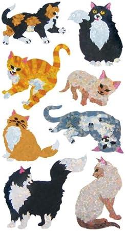 Bulk Continuous Roll Jillson Roberts Prismatic Stickers BS7207 Polar Bears