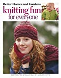 Better Homes and Gardens Knitting Fun For Everyone  (Leisure Arts #4336)