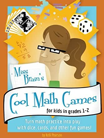 Miss Brain's Cool Math Games, Level 1 - Kindle edition by Kelli ...