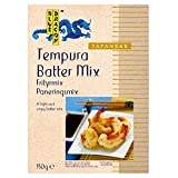 Blue Dragon Tempura Batter Mix (150g) - Pack of 6