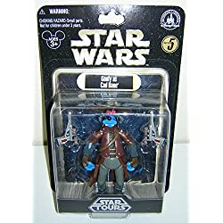 Disney Star Wars Star Tours Series 5 Goofy as Cad Bane