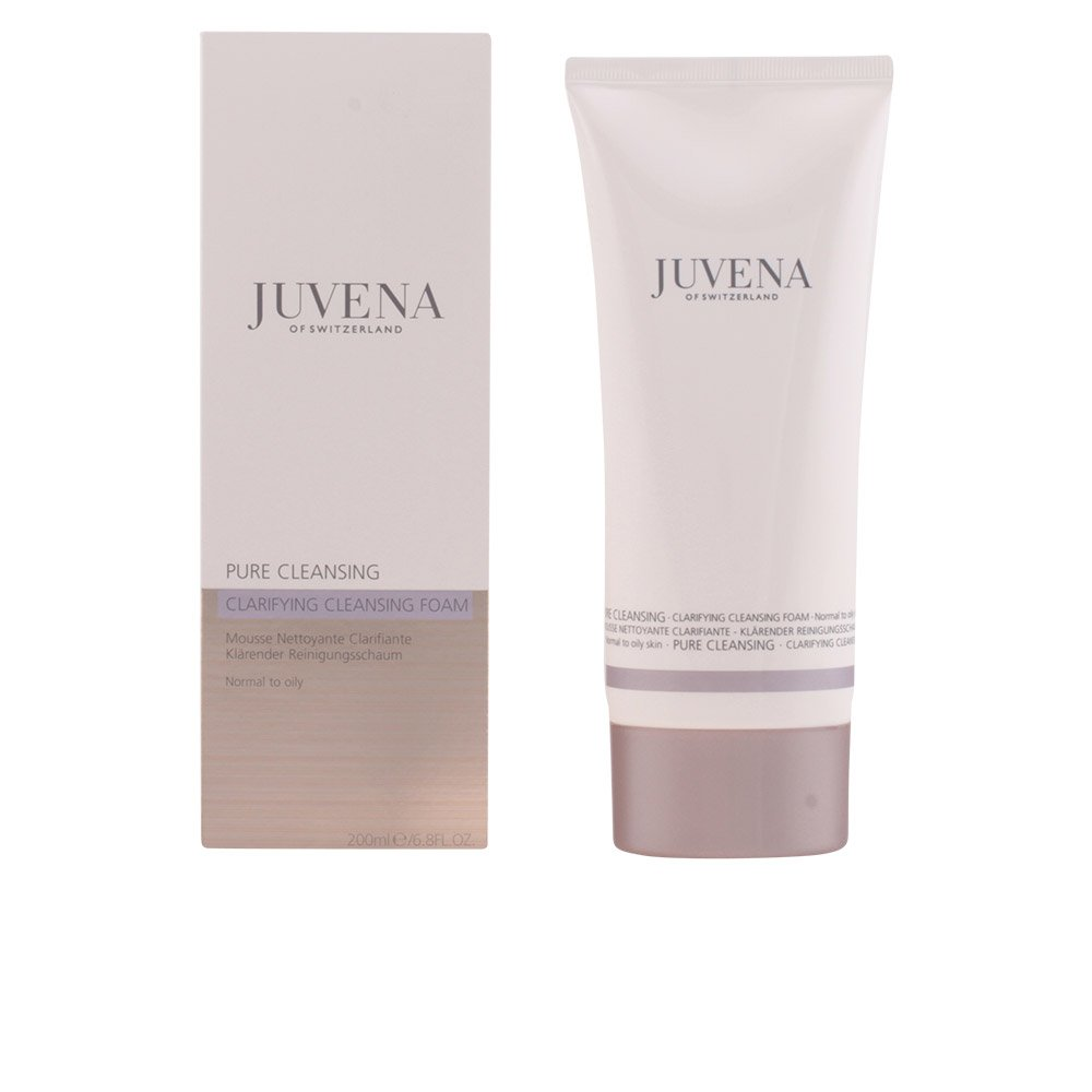 Juvena Pure Clarifying Cleansing Foam, 6.8 Ounce Ultimate Distribution 9007867731208 41144_-200 ml