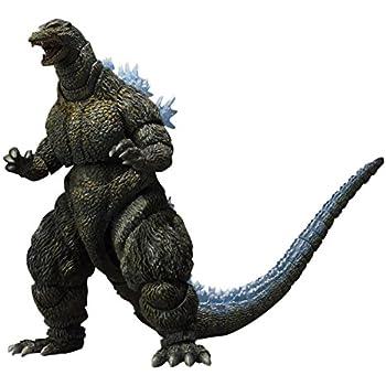 "Bandai Tamashii Nations S.H. MonsterArts Godzilla (Ohrai Noriyoshi Poster Color Ver.) ""Godzilla Vs. Mechagodzilla II"" Action Figure"