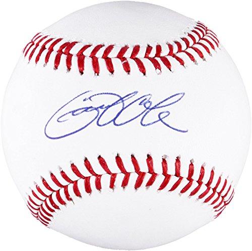 Gerrit Cole Houston Astros Autographed Baseball - Fanatics Authentic Certified - Autographed Baseballs